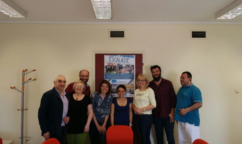 Second International meeting in Athens, Greece